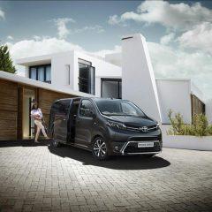 PROACE VERSO VIP, la propuesta de Toyota para el transporte ejecutivo