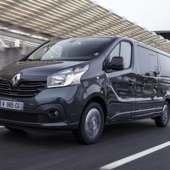 Renault Trafic SpaceClass, una solución de gama alta para el transportes de personas