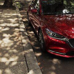 Un renovado Mazda6 se presenta en el Salón de Los Ángeles