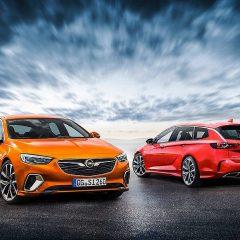 Nuevos asientos deportivos para el Opel Insignia GSi