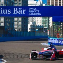 Fórmula E en Uruguay: Mahindra Racing sigue en segundo lugar