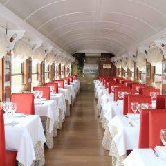 Restaurante LA POSTAL en Segovia, un tren de sensaciones