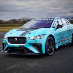 Alejandro Agag, piloto de Jaguar por un día