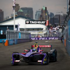 El equipo DS Virgin Race termina su mejor temporada de la Formula E en Nueva York