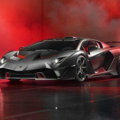 Lamborghini SC18, exclusivamente para tus ojos