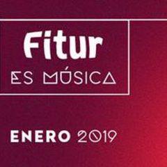"""""""FITUR ES MÚSICA"""" se estrena los días 25 y 26 de enero en FITUR"""