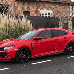 """Honda Civic Type R: """"DE CARRERAS""""… así en MAYÚSCULAS"""