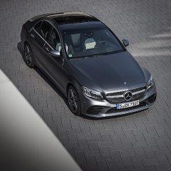 Mercedes ofrece 19 modelos con etiqueta ECO de la DGT