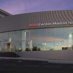 Audi Center Madrid Norte y nuevos Audi TT Coupé y Roadster