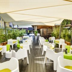 """Llega la """"Chula"""":una nueva terraza en Madrid con un concepto moderno e innovador"""