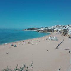 Sur de Portugal en Autocaravana: Albufeira y Playa de Falésia