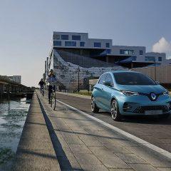 Llega la tercera generación del Renault Zoe, el urbano 100% eléctrico