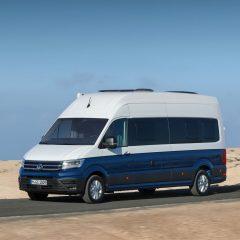Volkswagen Grand California: Entre una Camper y una Autocaravana.