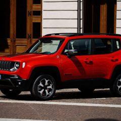 El Jeep Renegade se apunta al enchufe