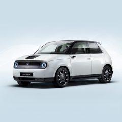 Honda e. Un eléctrico refinado