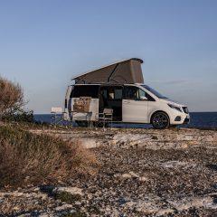 Mercedes Benz se apunta al camping
