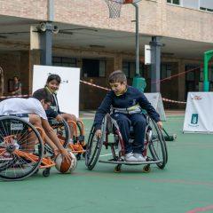 El Programa Autonomy de FCA acerca el deporte adaptado y la movilidad a los colegios