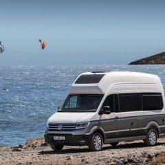 Volkswagen presenta vehículos Camper más polivalentes
