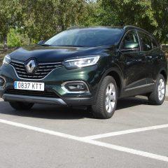 Prueba Renault Kadjar Zen 140 CV