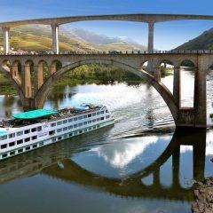 Cruceros fluviales, un viaje diferente por autopistas acuosas.