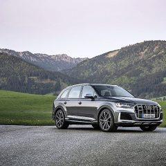 Nuevos Audi SQ7 y Audi SQ8 con el motor V8 de 507 caballos
