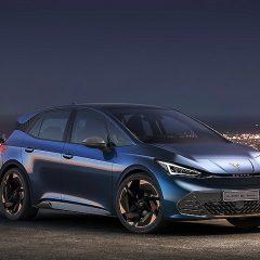 """CUPRA presenta su primer modelo 100% eléctrico, se llama """"el-Born"""""""