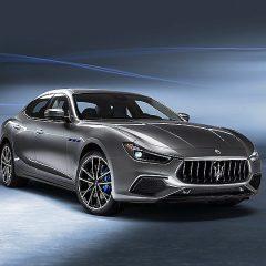 Maserati entra en la moda híbrida con su modelo Ghibli