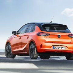 Opel da a conocer los precios del Corsa-e y del Grandland X Hybrid